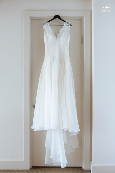 Wedding Dress, Queenstown Wedding