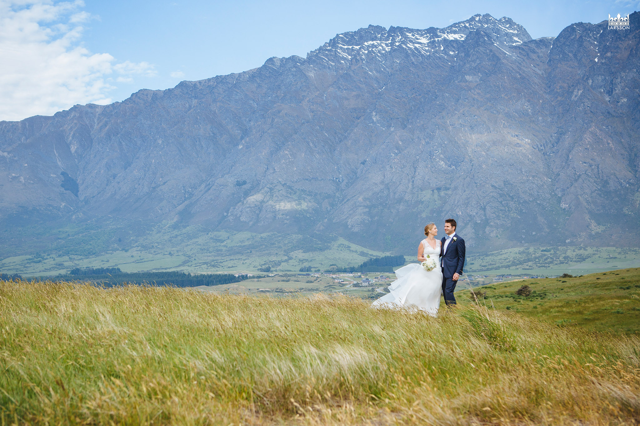Jacks point wedding photography queenstown