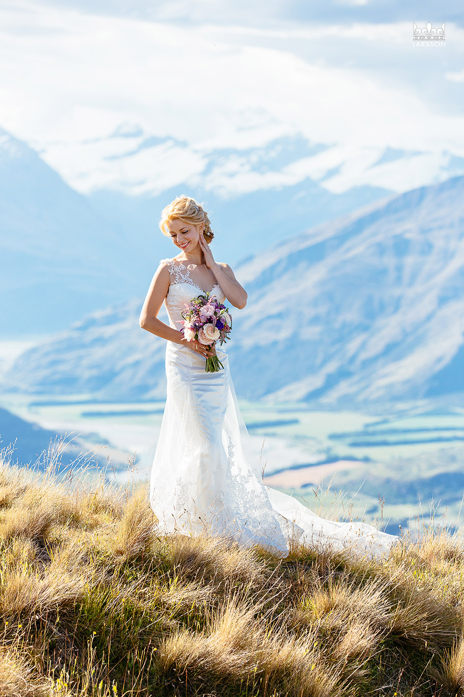 Celebrity wedding Masiela Lusha & Ramzi Habibi in Queenstown