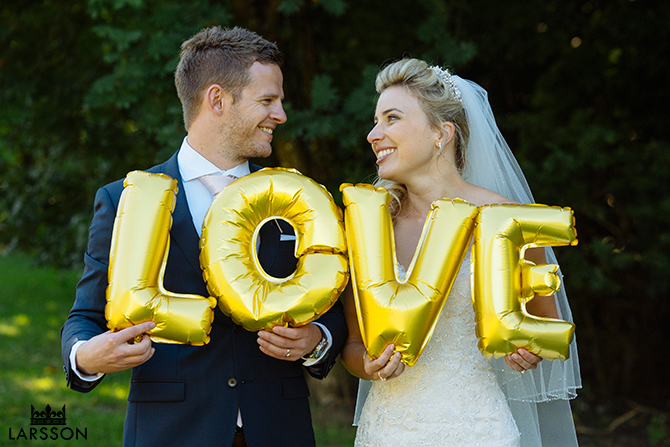 Wedding Photography Arrowtown, love sign