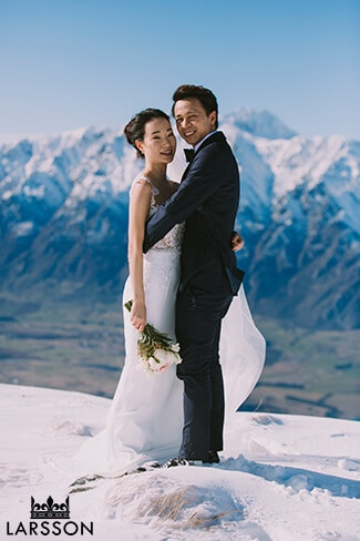 Winter wedding photography for pre wedding photoshoot