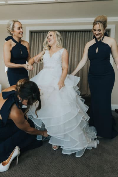 Wedding at The Penthouse, Eichardt's Hotel Queenstown