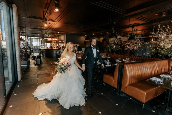 Wedding Photography at Eichardts Hotel Queenstown