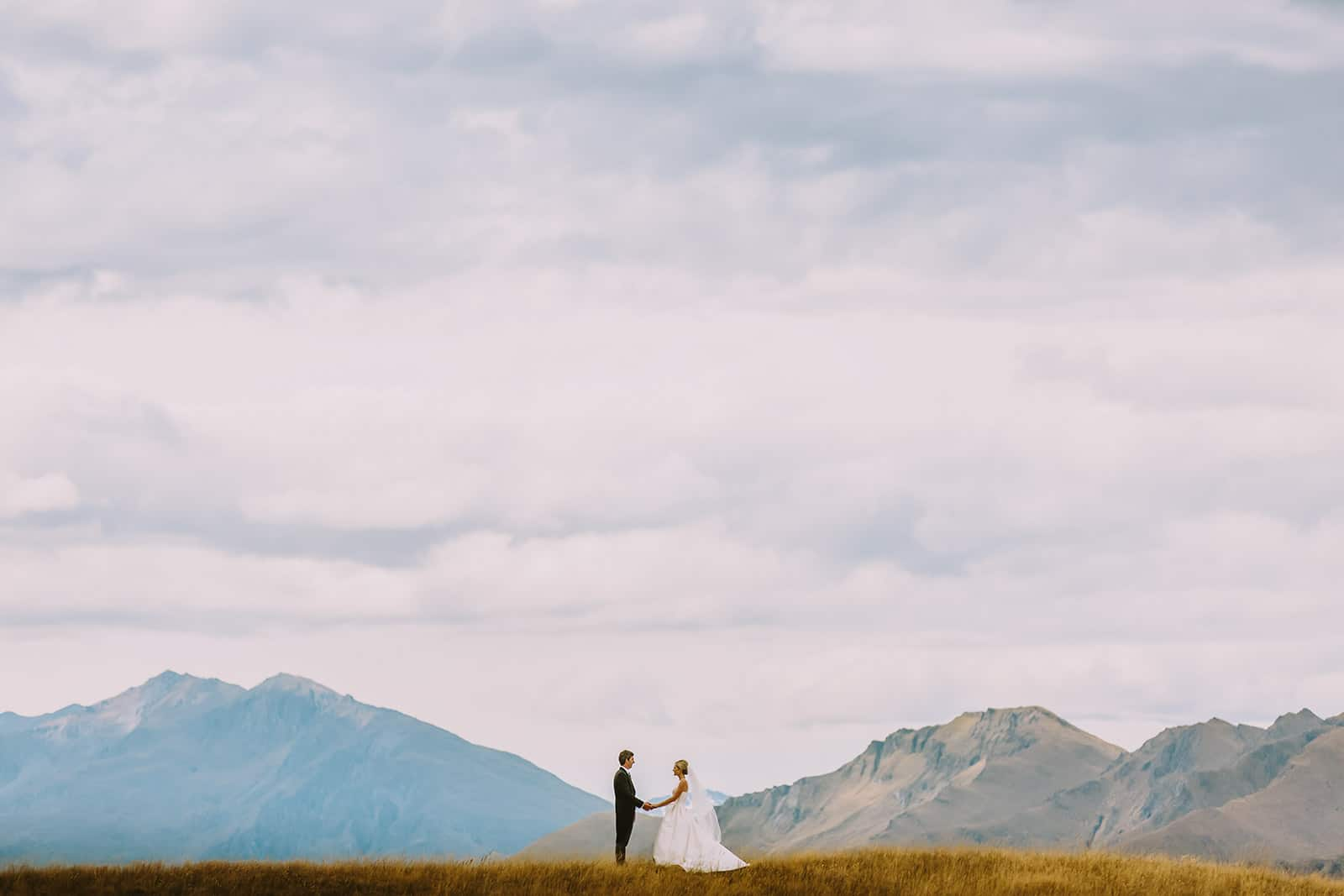 Award winning wedding photography in Wanaka